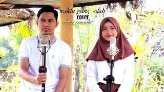 Waktu Yang Salah - FIERSA BESARI - Cover Zhitu Coustik feat Dinda Dwi Celvina MP3