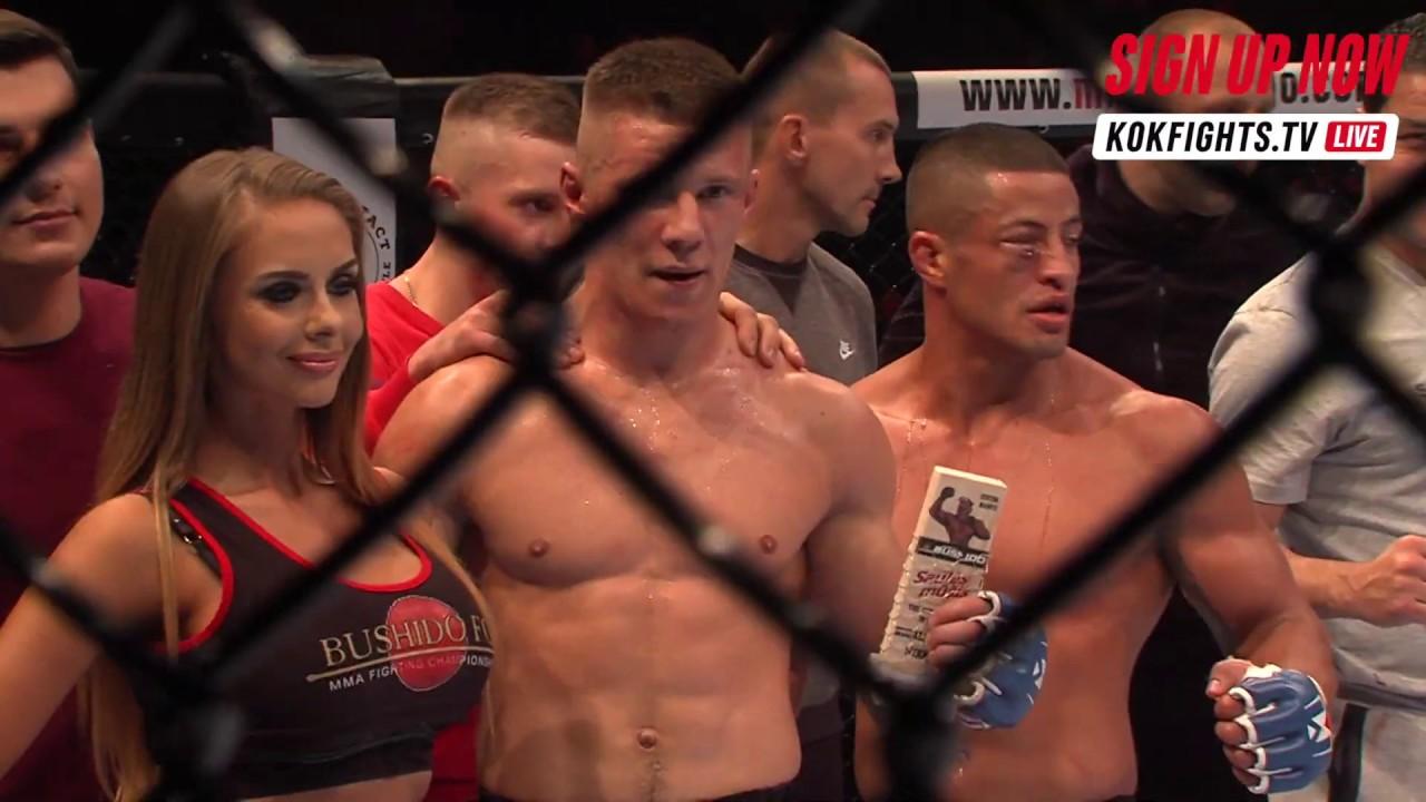 FULL FIGHT/ Flashback❗️ MMA BUSHIDO