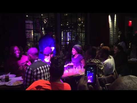 Sasha Allen, Mykal Kilgore & Crystal Joy Mic Toss (Live at Lights Out On Broadway)