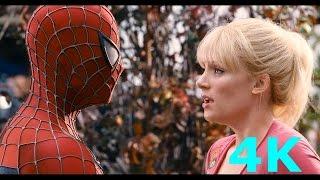 Spider-Man Saves Gwen Stacy ''Crane Rescue'' - Spider-Man 3 Movie Clip Blu-ray HD Sheitla