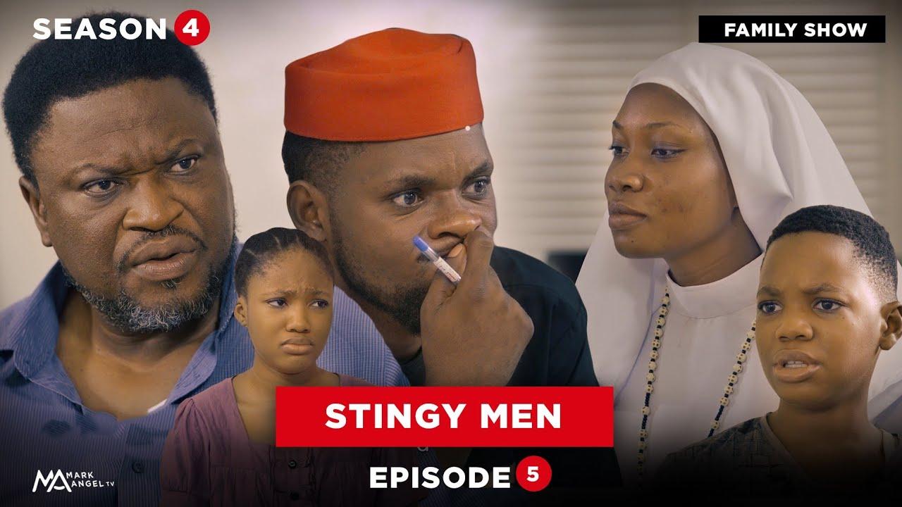 Download Stingy Men - Episode 5 | Family Show | Mark Angel TV