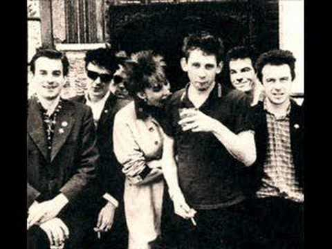 The Pogues - Lullaby of London demo