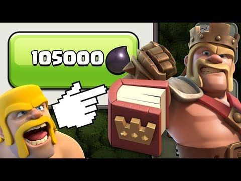 This KING is GROWING!  TH9 Dark Elixir Time | Clash of Clans