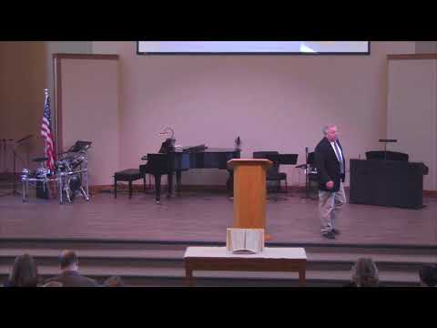 Rick Bauer | Do Not Conform to this World (4-15-18)