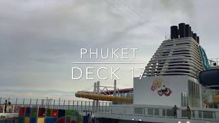 Genting Dream Cruise | Singapore - Phuket 🛳 | My First Travel Vlog ( Part II )