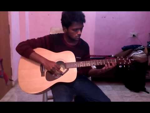 Aashiqui 2 theme song on guitar