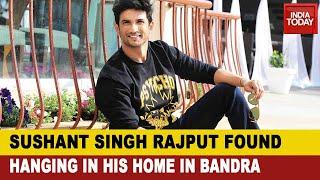 Breaking News| Sushant Singh Rajput Found Hanging; Worked His Way Up With His Own Talent
