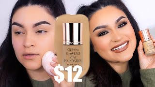 BEAUTY CREATIONS FLAWLESS STAY FOUNDATION REVIEW + WEAR TEST