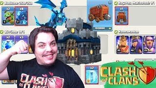 BİG UPDATE !! ELECTRO DRAGON 2 LVL Clash of Clans