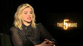The 5th Wave Interview - Chloe Grace Moretz