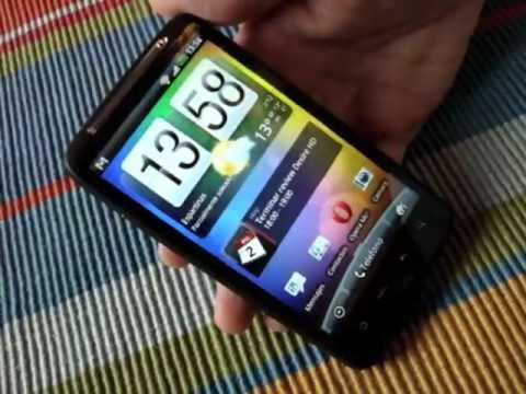 HTC Desire HD [Review][Español][HD]