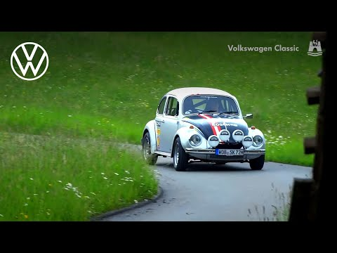 A brawny Beetle turns up the heat   Volkswagen