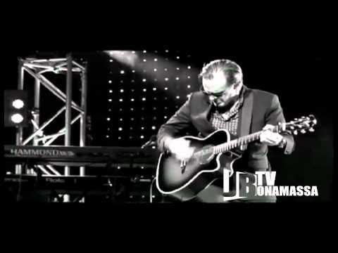 Joe Bonamassa - Woke Up Dreaming Live