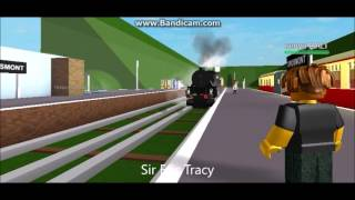 Train Running at Grosmount NYMR (Roblox)