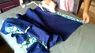 How to Iron your clothes without electricity