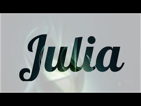 Significado de Julia, nombre Español para tu bebe niño o niña (origen y personalidad)