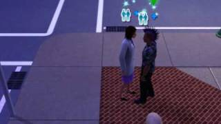 Sims 3 - The new Duncan and Courtney from TDI Part 1
