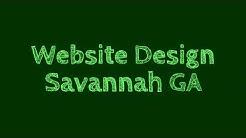 Savannah, Georgia Website Design - 2015 NEW
