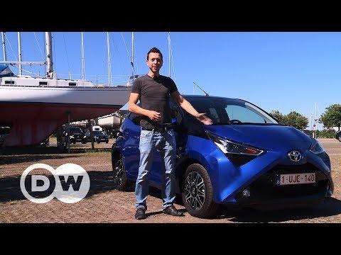 Hübscher Däumling - Toyota Aygo   DW Deutsch