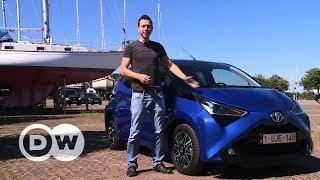 Hübscher Däumling - Toyota Aygo | DW Deutsch