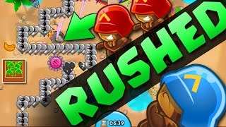 BTD Battles - Randomizing towers and rushes!