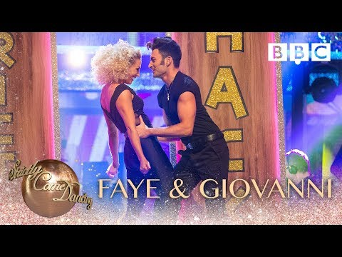 Faye Tozer & Giovanni Pernice Quickstep to You're The One That I Want - BBC Strictly 2018