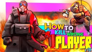 TF2: How to kill the wrong player #16 (Scream Fortress)