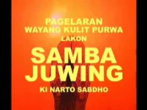 KI NARTO SABDHO  -  'SAMBA JUWING'  (1968)