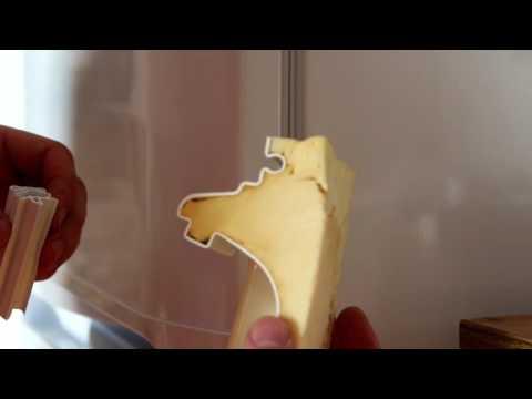 Замер уплотнителя на холодильник НИЖНЕКАМСК
