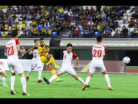Asian Qualifiers: Brunei Darussalam 2 - 1 Mongolia