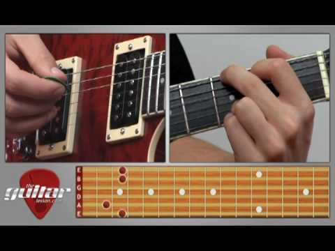 G Major Guitar Chord, G Chord Chart - YouTube