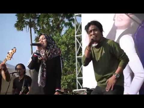 SETIA BAND & REGINA - AKU PADAMU (LIVE PERFORM) #GLEGAR48THDAHLIAFM