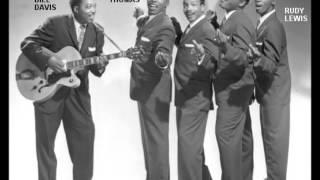 DRIFTERS - LONELY WINDS / HEY SENORITA - ATLANTIC 2062 - 1960