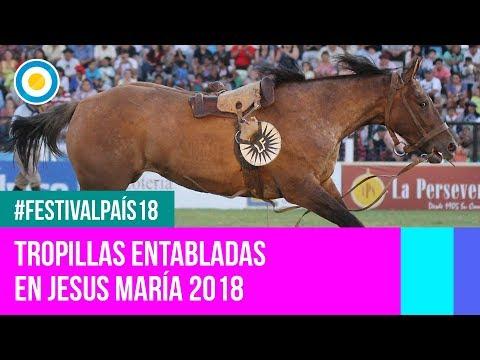 Festival País '18 - Tropillas entabladas en el Festival Nacional de Jesús María