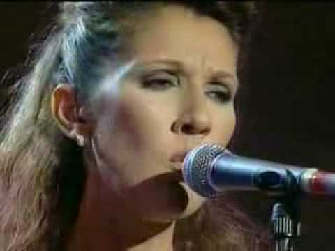 Andrea Corr and Celine Dion - My Heart Will Go On (Live)