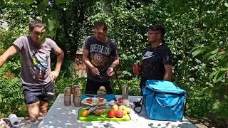 Сюрстрёмминг- Surströmming  Астраханцы пробуют впервые !!!!!!
