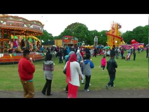 Queen's Diamond Jubilee Party @ Mile End Park