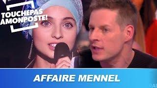 Mennel (The Voice) : Matthieu Delormeau intervient sur l'engouement autour de la chanteuse
