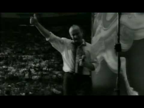 Phil Collins - All Of My Life (Live, Sydney 1990)