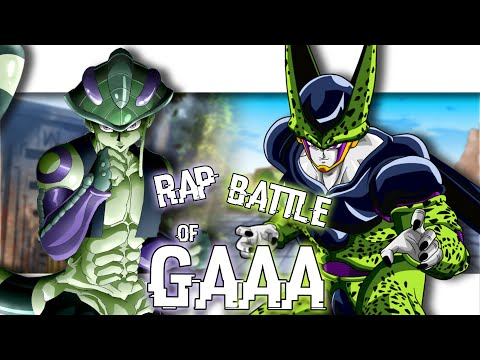 Meruem VS Cell [Rap Battle of GAAA #15]