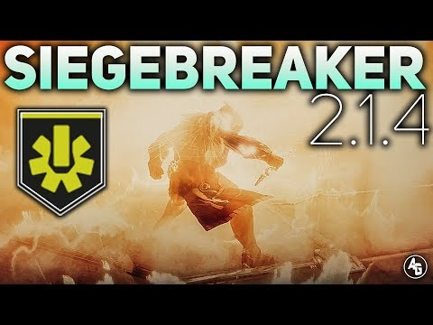 Sunbreaker BUFF (Code of the Siegebreaker) | Destiny 2 Sandbox 2.1.4 thumbnail