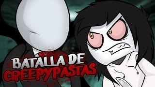 ROBLOX: BATALLA DE CREEPYPASTAS