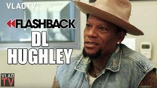 DL Hughley Debates Vlad on Whether Michael Jackson or Prince Was More Respected (Flashback)