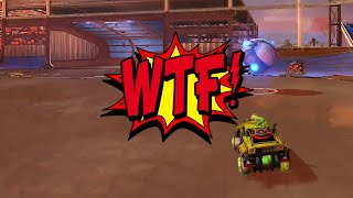 WTF # 13 ↝ Rocket League  | NewsBurrow thumbnail
