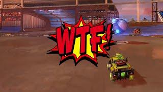 WTF # 13 ↝ Rocket League  | NewsBurrow thumbnail