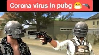 CORONA VIRUS IN PUBG | FUNNY VIDEO MOVEMENT | WHATSAPP STATUS VIDEO | PUBG MOBILE