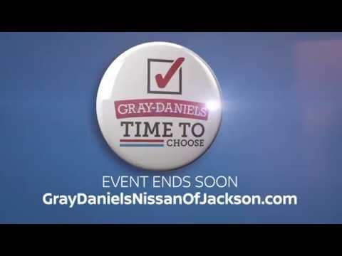 Gray Daniels Nissan North   Altima