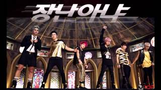 [Clean Instrumental] Teen Top - Rocking