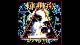 Def Leppard - Hysteria (HQ Audio)