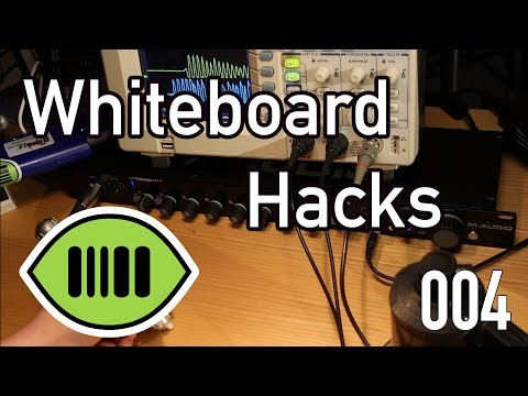 Electronic Whiteboard Hacking - scanlime:004